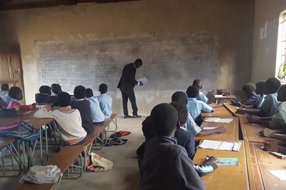 teachers in zambia
