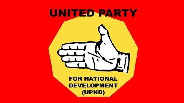 UPND-front