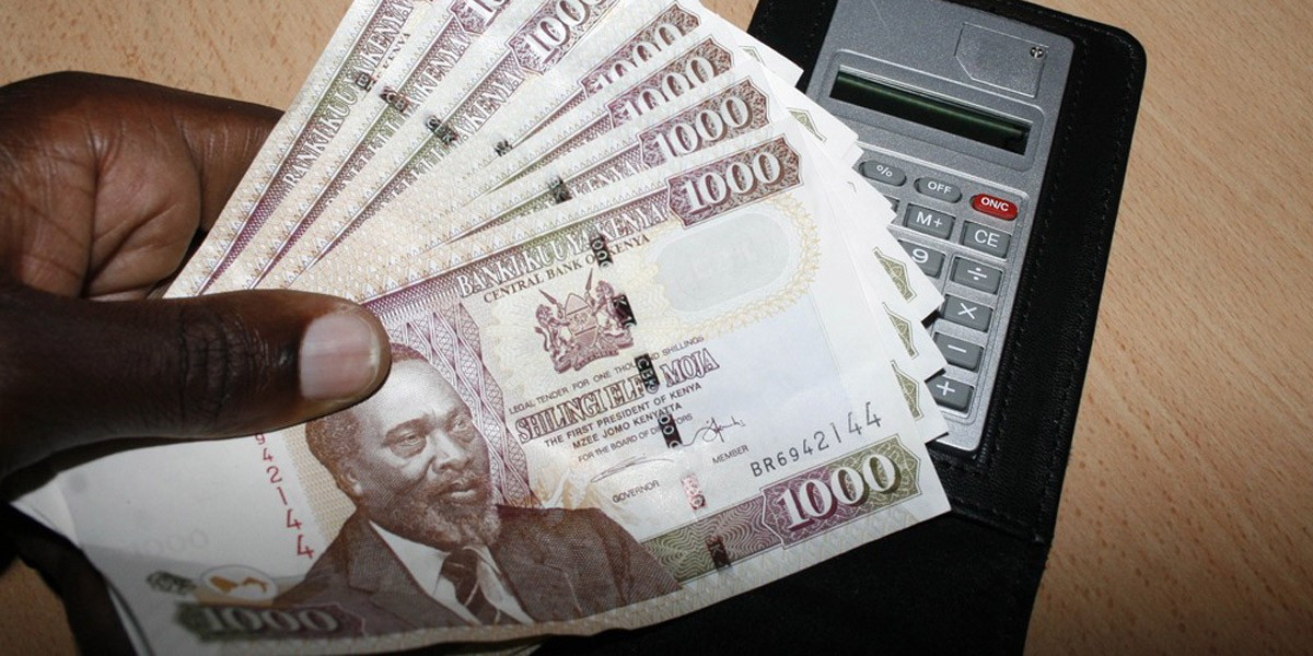 Kenyan Shilling To Local Currency