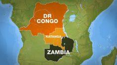 Zambia, DRC