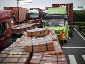 copper trucks