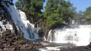 Kabwelume-Falls
