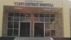 vubwi district hospital