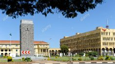 zambia-lusaka-city-center-state-house-office-of-the-president-FBD9DT