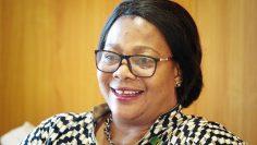 Judith K.K. Kan'goma-Kapijimpanga (Mes.), High Commissioner, Republic of Zambia