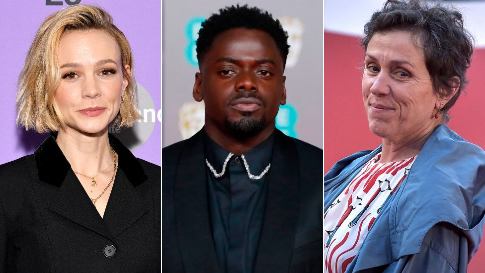 Home News Entertainment Oscars 2021: Stars prepare for in ...