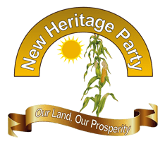 NEW HERITAGE PARTY LOGO
