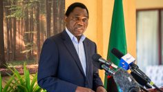 ZAMBIA-POLITICS-ELECTIONS-UPND