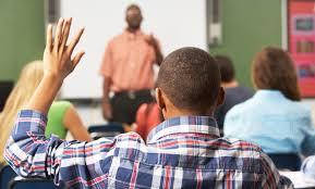 STUDENTS HAND
