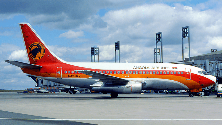 ANGOLAN AIRLINES