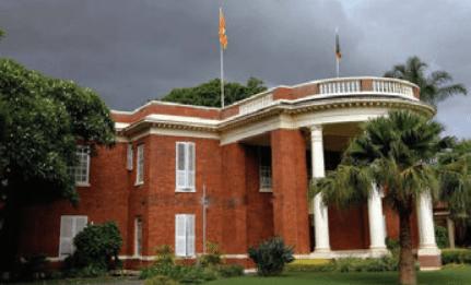 Zambia-State-House